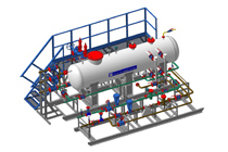 Liquid Mix Separator Package