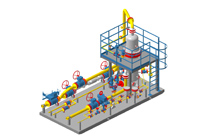 Measuring Gas Separator Package