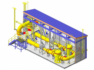 Gas Pressure Control Packages (GRP)